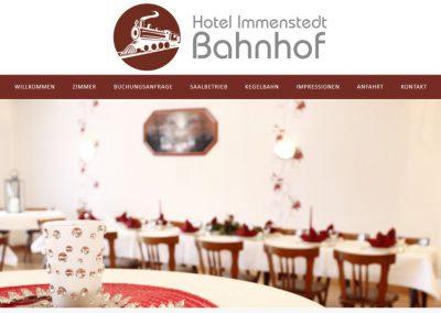 Hotel Immenstedt